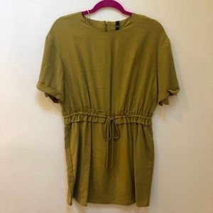 ZARA trf collection Medium mini dress